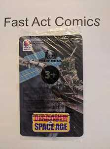 TACO BELL STICKER ACTIVITY SET DISCOVER THE SPACE AGE NEW ASTRONAUT