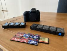 Canon EOS 5D Mark II 21.1MP Digital SLR Camera Extremely Low Shutter Count