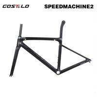 Costelo 794g Speedmachine 2.0 Carbon road bike frameset Bicycle fork seatpost