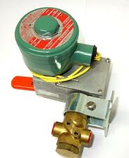 """ASCO SOLENOID AND VALVE 1/4"""" 3WAY BRASS EFHB8308B040 FREE SHIPPING IN US <575N1"""