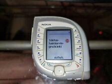 Nokia 7600 - Weiss / Grau Handy  Very Rare extrem Selten. ä80 Foto Original das