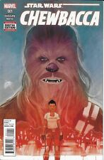 Star Wars Comic Issue 1 Chewbacca Modern Age First Print Duggan Noto Caramagna