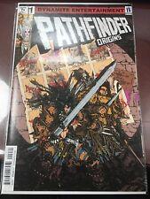 Pathfinder Origins #1 Ultra Limited X-Men 141 Swipe Variant Paizo VF/NM