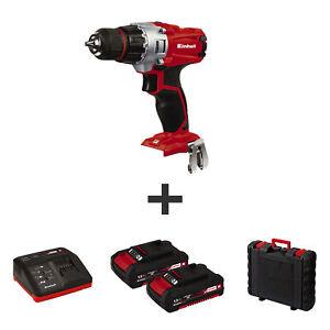 EINHELL 18-Volt Cordless 3/8-Inch Workshop Drill / Driver Kit | 1250 RPM MAX