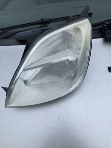 Ford Fiesta MK6 2002 - 2005 N/S Passenger Side Left Headlight Lamp 2S6X13W030DE