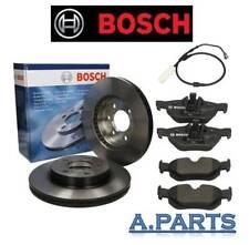 Bosch Bremsensatz Garnitures disques Ø 290-292 mm warnkontakt BMW 1er e87/3er e90