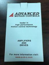 Data Technology Part #922847 Brush Type Servo Amplifier