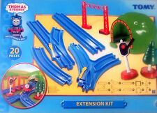 Thomas & Friends 'Blue Track' Extension Kit - Brand New & Sealed! RARE.