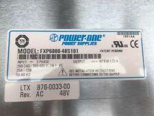 POWER ONE FXP6000-48s