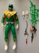 Power Rangers Lightning Collection Green Rangers Loose With Accessories