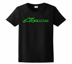 Alpinestar, black ,green logo, top quality, FREE P&P