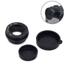 Okular Augenmuschel Sucher Lupe 1.51X Vergrößerung für Kamera Canon Nikon Sony