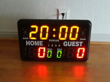 Pre-Owned MacGregor Sk2229R Game Craft Multi-Sport Indoor Scoreboard