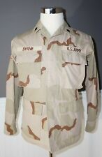 US MILITARY ARMY TAN CAMO CAMOUFLAGE JACKET Size XS Short