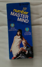 Vintage Number Mastermind Game (Used game in good condition)