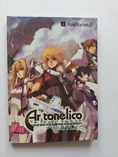 Ar Tonelico 2 Visual Art Book Japan