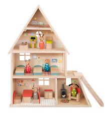 Moulin Roty 632420 Casa Dolce casa incluso mobili - la grande famille