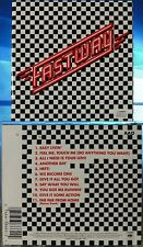 Fastway - Fastway (CD, 1989, Columbia/CBS Records, USA) RARE