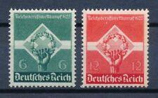Echte Briefmarken aus dem deutschen Reich (1933-1945) mit Arbeitswelt-Branchen