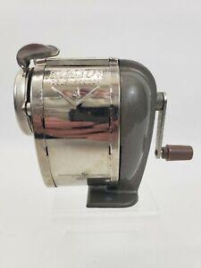 BOSTON 4 SELF-FEEDER PENCIL SHARPENER - Vintage