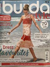 Burda Style Magazine July 7/2020 193 Patterns Dress Favourites 70 Years Burda