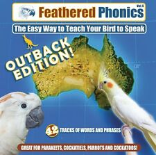Feathered Phonics #6 CD: The Australian Outback Edition! - FREE SHIPPING
