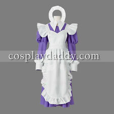 Haruhi Suzumiya Mikuru Asahina Cosplay Costume maid dress