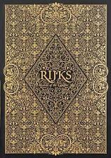 Rijks: Masters of the Golden Age by Marcel Wanders (Hardback, 2016)