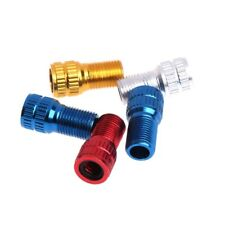 5pcs Converter Presta Schrader Tube Pump Tool Bicycle Tire Valve Adapter Bike
