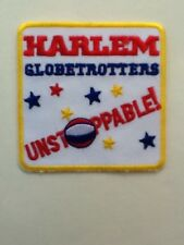 Harlem Globetrotters Scout Day pocket patch