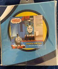 Thomas & Friends  Fabric Shower Curtain  New