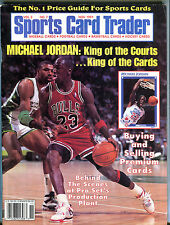 Sports Card Trader Magazine November 1991 Michael Jordan EX 080916jhe