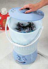 Wonder Washer Portable Washing Machine Travel  Mini Laundry Dorm,RV,Camping  TV