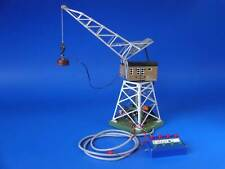MARKLIN H0 - 7051 - Crane with Control Box and Electro Magnet / EXC