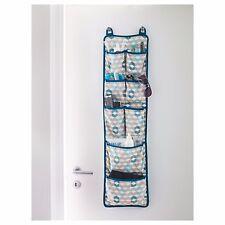 Ikea Notudden Hanging Storage Organizer Teal Beige Retro Look ? Bath ? Kids Rm