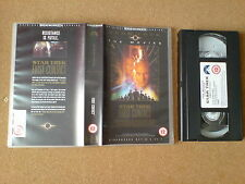 STAR TREK 8 THE MOVIES - FIRST CONTACT - VHS