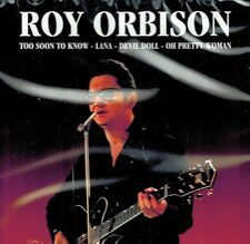 CD NEU/OVP - Roy Orbison - Too Soon To Know, Lana, Devil Doll u.a.