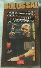 I COLTELLI DEL VENDICATORE (1966) VHS  Fratelli Fabbri Video -  Mario BAVA - NEW