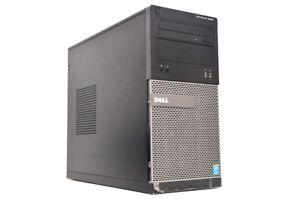 Ordinateur PC DELL Optiplex 3020 MT i3-4160@3,50GHz/8GB/500Go/Win10Pro Grd B