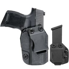IWB Kydex Holster & Mag Pouch Combo fits Sig Sauer P365 XL - Concealed Carry