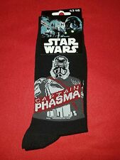 """Chaussettes Star Wars """" Captain Plasma """" taille 43/46 ( Lucasfilm / Disney )"""