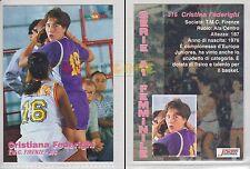 "JOKER BASKET 1994-95 ""ALL STAR 93/94"" - Cristina Federighi # 316 - Mint"
