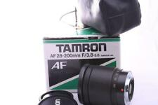 Sony Alpha AF fit Tamron 28-200mm Aspherical Zoom Lens A Mount GOOD CONDITION