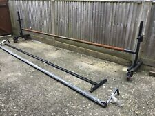 More details for 4m carpet / artificial grass yankee stand + t-bar . easy and safe handling 👍