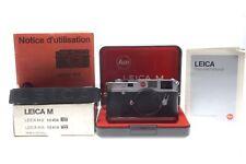 Leica M6 Body 0.72 Silver