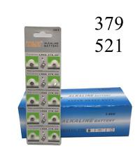 20 X AG0 379 LR521 LR63 SG0 SR521 SR521SW SR63 1.5V Pilas De Botón Moneda