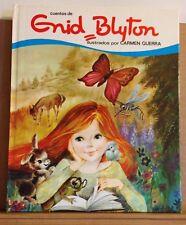 Cuentos de Enid Blyton Spanish Edition 1980