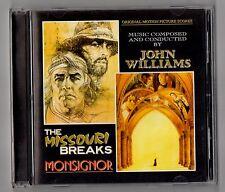john williams the missouri breaks - monsignor - CD OST 2 soundtracks