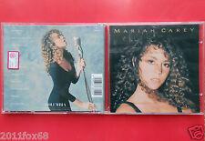 compact disc,cd,cds,mariah carey,vision of love,vanishing,prisoner,alone in love
