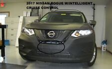 Lebra Front End Mask Cover Bra Fits 2017 2018 Nissan Rogue w/intelligent cruise